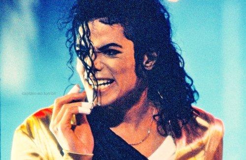 ♥ mon dieu michael jackson♥