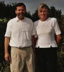 voici Luc et Daisy Waldack (75% de ma colonie)