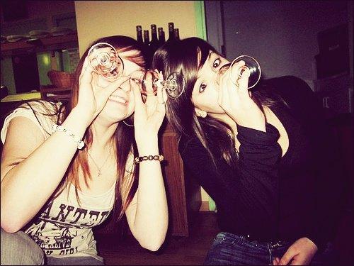 _On s'est aimer pour souffrir. Alors on s'est quitté pour sourire.