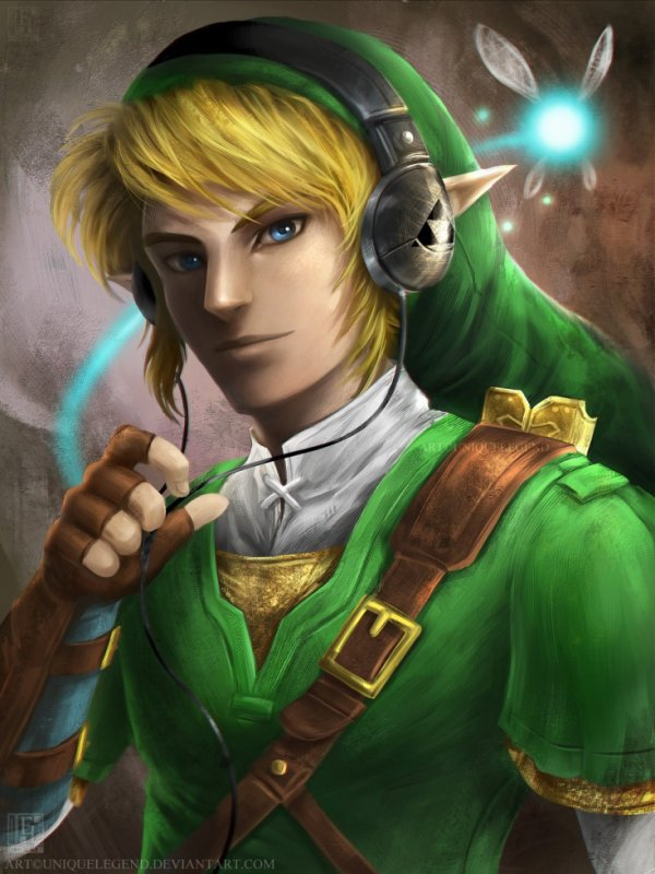 Link BG *-*