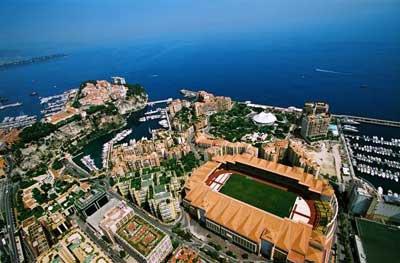 Monaco - FCN Saison 2011-2012