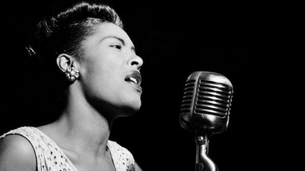 Billie HOLIDAY (1915 / 1959) - Ses débuts - Billie rencontre Lester YOUNG