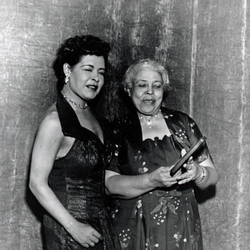 Billie HOLIDAY (1915 / 1959) - 1935 : Billie HOLIDAY ET LE RACISME