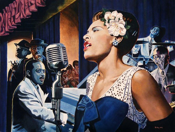 Billie HOLIDAY - MASTER OF JAZZ