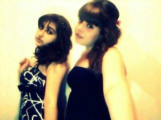 Kubra et moi