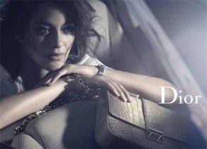 Mode : premières images de la nouvelle campagne Miss Dior avec Marion Cotillard !