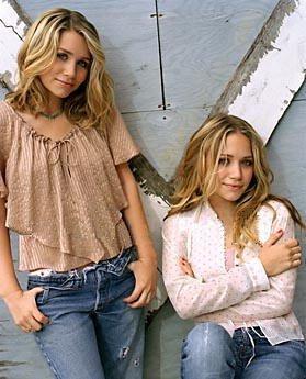 Voici quelques photos des PhotoShoots des Soeurs Olsen qui sont malheureusement tombées dans l'anonymat !