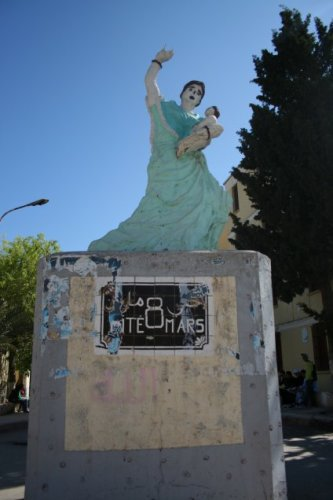 Notre Statue De La Liberté (mdr)