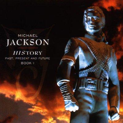MICHAEL JACKSON // HISTORY BOOK I