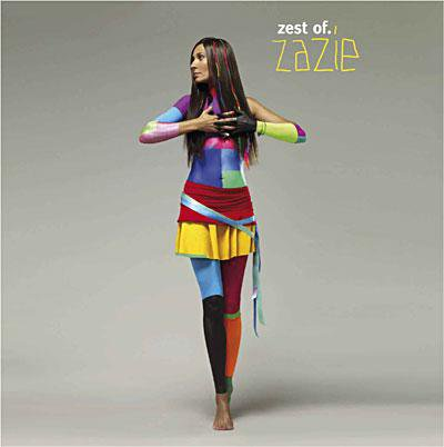 ZAZIE // ZEST OF (best of 2 cd)