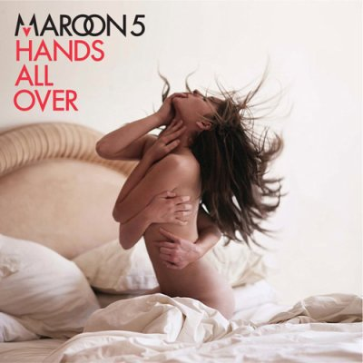 MAROON 5 // HANDS ALL OVER