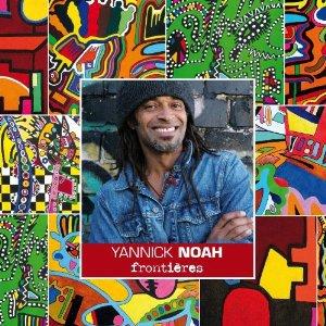YANNICK NOAH // FRONTIERES