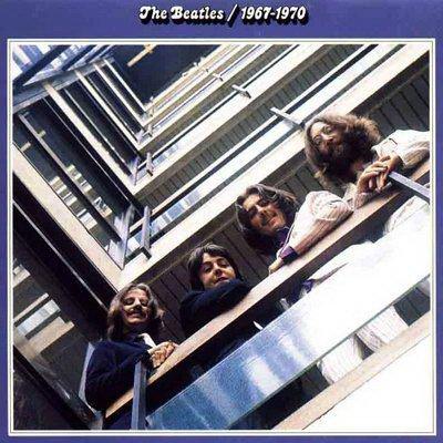 THE BEATLES // BLUE 1967-1970