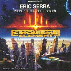ERIC SERRA // LE CINQUIEME ELEMENT