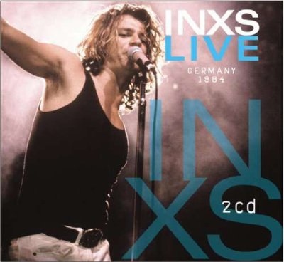 INXS // LIVE GERMANY 1984 (double cd)