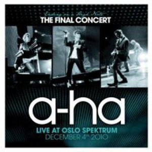 A-HA // ENDING ON A HIGH NOTE, THE FINAL CONCERT (2 cd + 1 dvd)