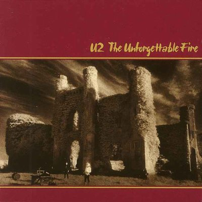 U2 // THE UNFORGETTABLE FIRE