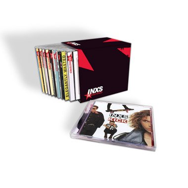 INXS // COLLECTION BOXSET