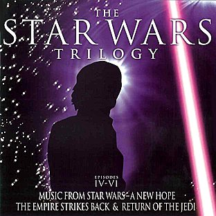 STAR WARS // THE STAR WARS TRILOGY: EPISODES IV-VI