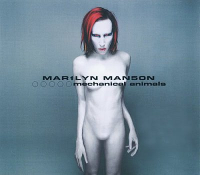 MARILYN MANSON // MECHANICAL ANIMALS