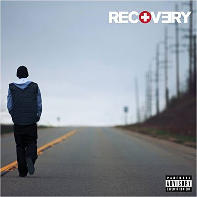 EMINEM // RECOVERY (deluxe edition)