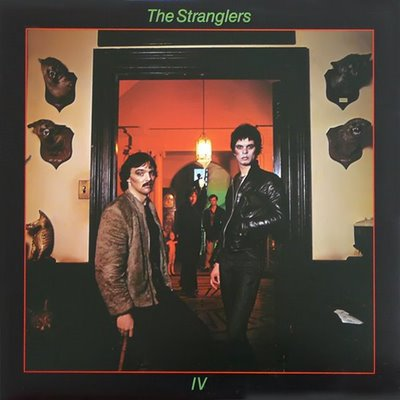 THE STRANGLERS // RATTUS NORVEGICUS