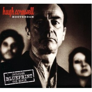 HUGH CORNWELL // HOOVERDAM (cd + dvd)