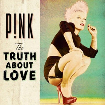 PINK // THE TRUTH ABOUT LOVE (standard edition)