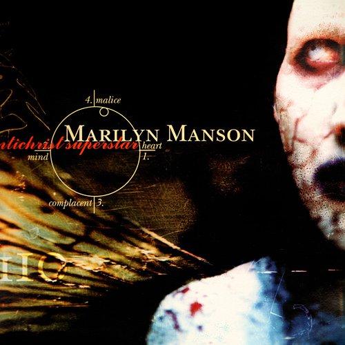 MARILYN MANSON // ANTICHRIST SVPERSTAR