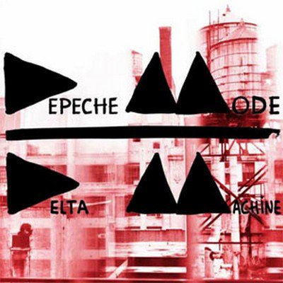 DEPECHE MODE // DELTA MACHINE (deluxe edition)