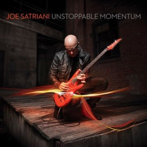 JOE SATRIANI // UNSTOPPABLE MOMENTUM