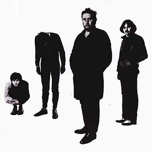 THE STRANGLERS // BLACK AND WHITE