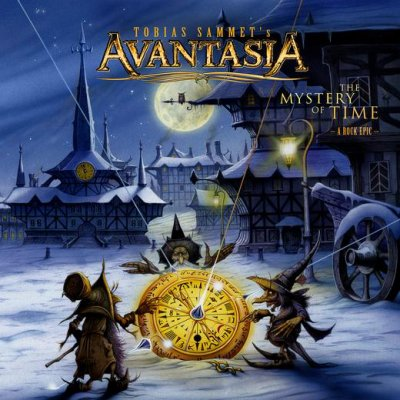AVANTASIA // THE MYSTERY OF TIME