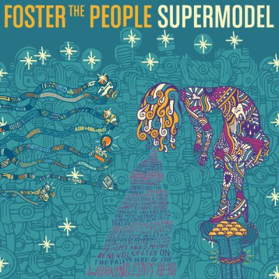 FOSTER THE PEOPLE // SUPERMODEL