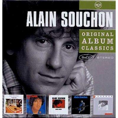 ALAIN SOUCHON // PACK 5 ALBUMS
