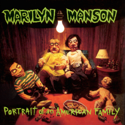MARILYN MANSON // PORTRAIT OF AN AMERICAN FAMILY