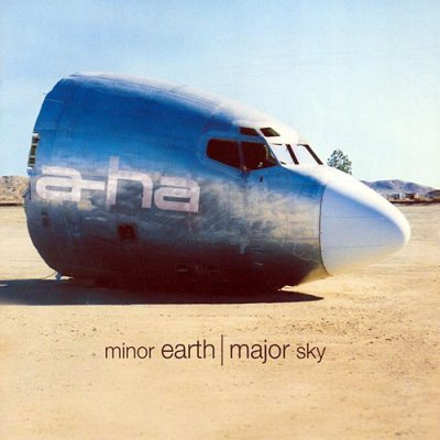A-HA // MINOR EARTH MAJOR SKY