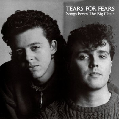 TEARS FOR FEARS // SONGS FROM THE BIG CHAIR (collector)