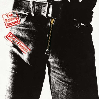 THE ROLLING STONES // STICKY FINGERS (collector)