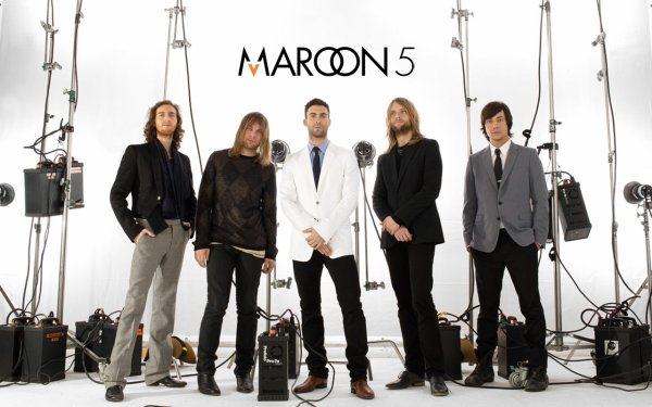 MAROON 5 DISCOGRAPHIE