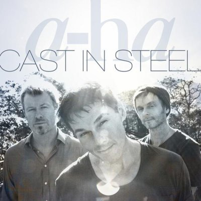 A-HA // CAST IN STEEL