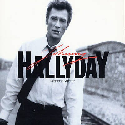 JOHNNY HALLYDAY // ROCK'N'ROLL ATTITUDE