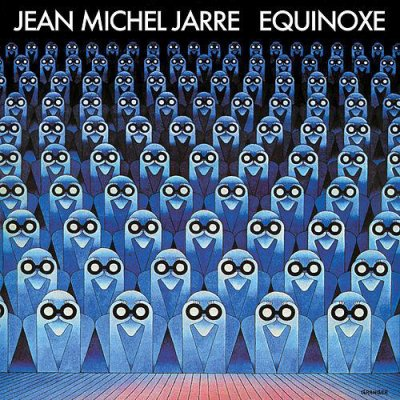 JEAN-MICHEL JARRE // EQUINOXE