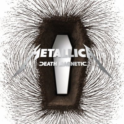 METALLICA // DEATH MAGNETIC RETRO
