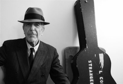 LEONARD COHEN DISPARITION