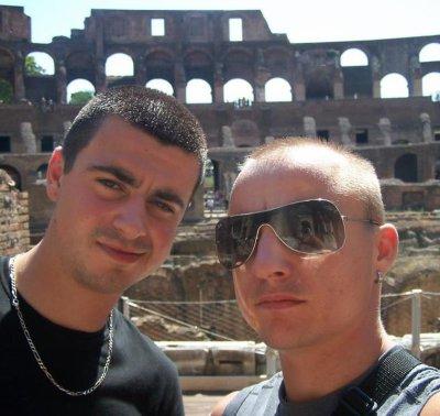 ROME aout 2011