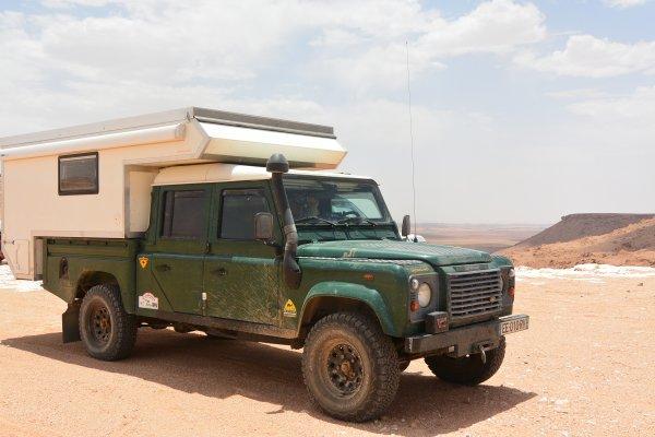 Raid Maroc été 2017