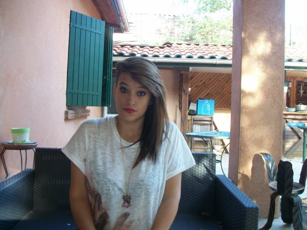 Mélanie :)