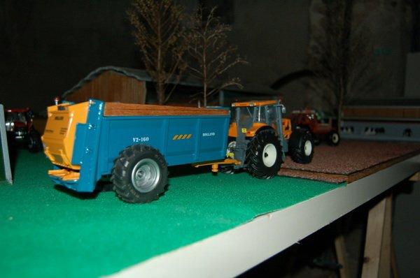 Épandeur Rolland  V2 160