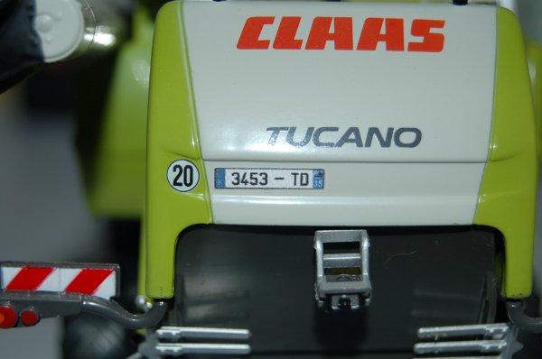 Claas Tucano 450 ....